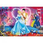 Puzzle 60 pièces : Princesses Disney : Cendrillon
