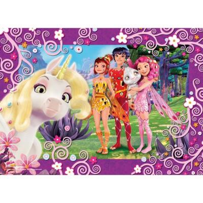 puzzle 60 pi ces velvet mia et moi clementoni magasin de jouets pour enfants. Black Bedroom Furniture Sets. Home Design Ideas