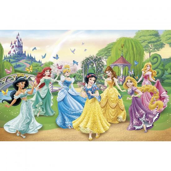 Puzzle 60 pièces maxi : Les princesses Disney et les papillons - Clementoni-26737