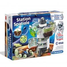 Science & Jeu : Station spatiale