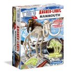 Science et jeu : Archéo-ludic : Mammouth phosphorescent
