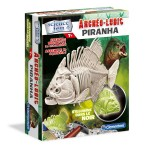 Science et jeu : Archéo-ludic : Piranha phosphorescent