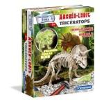 Science et jeu : Archéo-ludic : Tricératops phosphorescent