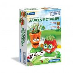 Science et jeu : Crée ton jardin potager