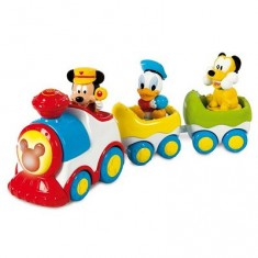 Train musical Mickey et ses amis