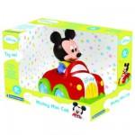 La voiture musicale de Mickey