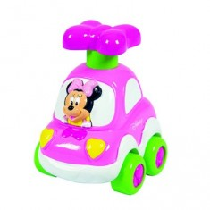 Voiture DisneyPress & Go : Minnie