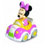 La voiture musicale de Minnie
