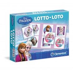 Loto : Reine des Neiges