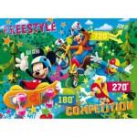 Puzzle 40 pièces - Puzzle de sol : Mickey et ses amis