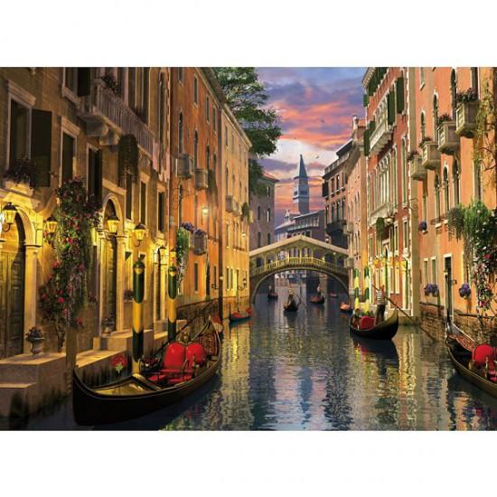 Puzzle 6000 pièces - Venise - Clementoni-36517