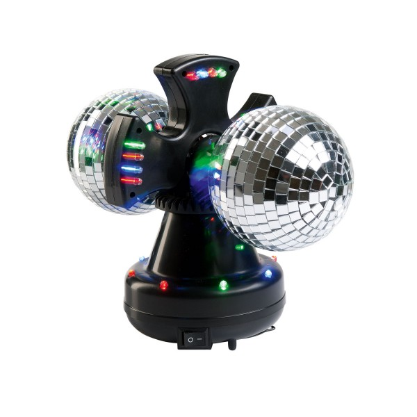 Jeux de lumières boules à facettes - ClipSonic-LH69