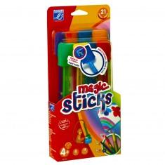 8 Pinceaux Magic Sticks