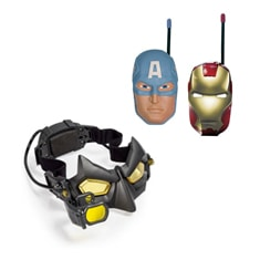 Talkie-walkie, espionnage et communication