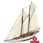 Maquette bateau en bois : Altaïr
