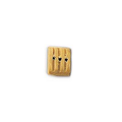 Accessoire pour maquette de bateau en bois : Blocs triple trous 5 mm par 15 - Constructo-80013