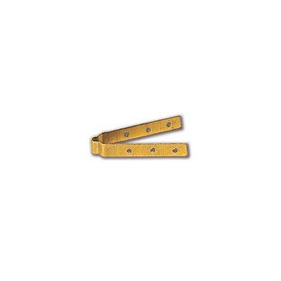 Accessoire pour maquette de bateau en bois : Charnières en laiton 3 x 36 mm par 8 - Constructo-80029