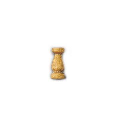 Accessoire pour maquette de bateau en bois : Colonnes 6 mm par 20 - Constructo-80018
