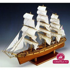 Maquette bateau en bois : Cutty Sark