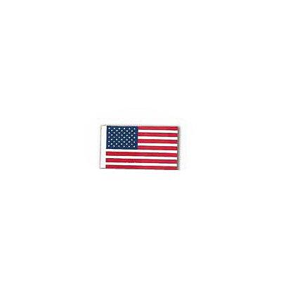 Accessoire pour maquette de bateau en bois : Drapeau Etats Unis d'Amérique en tissu autocollant 36 x - Constructo-80191