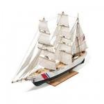 Maquette bateau en bois: Navire école Eagle