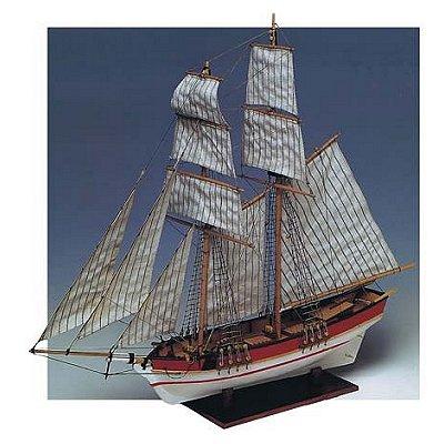 Maquette bateau en bois : Flyer - Constructo-80615