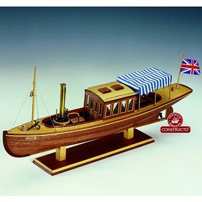 Maquette bateau en bois : Louise - Constructo-80834