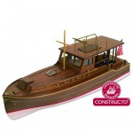 Maquette bateau en bois : Pilar