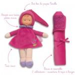 Babi Corolle : Coffret poupée Grenadine et couverture