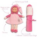 Babi Corolle : Coffret poupée Miss Rose et couverture
