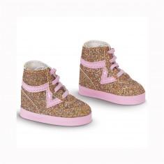 Chaussures Les chéries : Baskets à paillettes