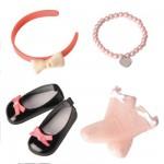 Coffret accessoires pour poupées Chéries