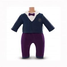 Ensemble bébé 30 cm Mon premier Corolle : Pantalon Paris en fête
