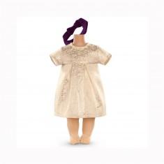 Ensemble bébé 30 cm Mon premier Corolle : Robe Paris en fête