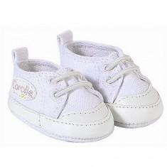 Ensemble bébé 42 cm : Chaussures blanches