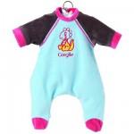 Ensemble bébé 42 cm : Pyjama Beaux Rêves