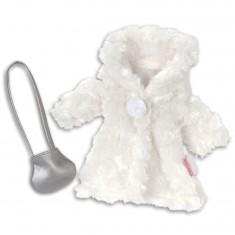 Ensemble poupée 33 cm : Manteau et sac