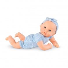 Mon Premier Corolle : Bébé Câlin à habiller Azur