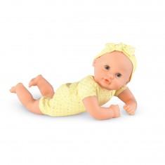 Mon Premier Corolle : Bébé Câlin à habiller Citron