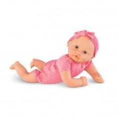 Mon Premier Corolle : Bébé Câlin à habiller Framboise