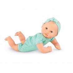 Mon Premier Corolle : Bébé Câlin à habiller Menthe