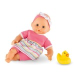 Poupon Mon Premier Corolle : Bébé bain fille