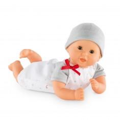 Poupon Mon Premier Corolle : Mon premier Bébé câlin Bisou
