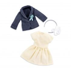 Vêtement pour Chéries : Ensemble robe riviera