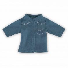 Vêtement pour Ma Corolle : Chemise bleue