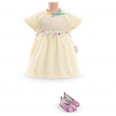 Vêtement pour Mon classique Corolle : Robe zeste d'amour