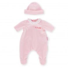 Vêtement pour Mon classique Corolle 36 cm :  Pyjama Rose
