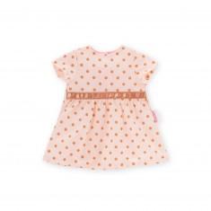 Vêtement pour Mon Classique Corolle 36 cm : Robe rose or