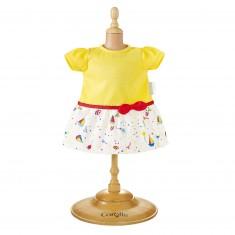 Vêtement pour Mon Premier Corolle 30 cm : Robe Croisière