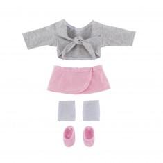 Vêtement pour poupée 36 cm Ma Corolle : Ensemble cours de danse